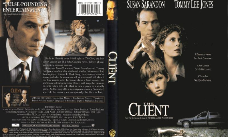 The Client Top Popular Movies By Susan Sarandon 2019