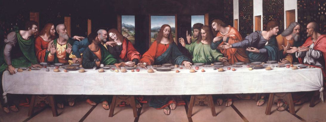 the-last-supper-top-10-most-famous-paintings-of-all-time