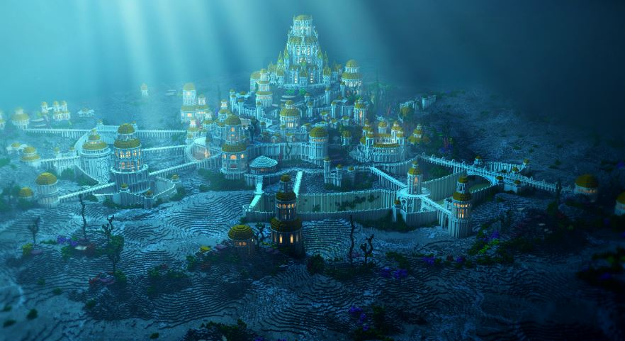 the-lost-city-of-atlantis