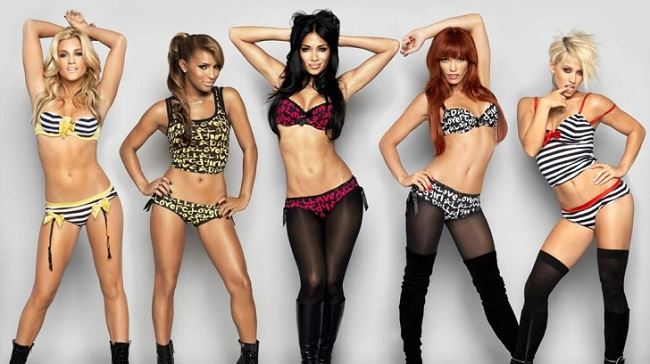 the pussycat dolls, Top 10 Most Popular Girl Bands of All Time 2017