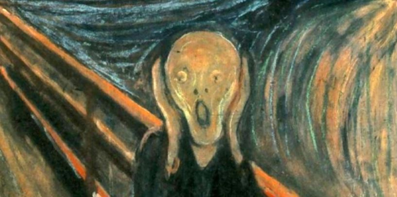 the scream, Top 10 Most Famous Paintings of All Time
