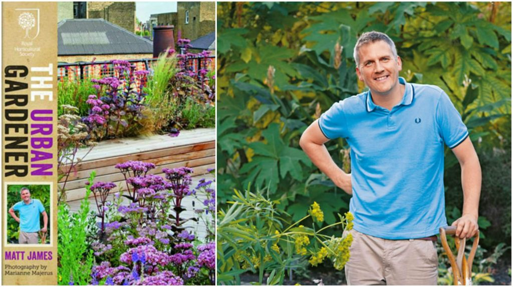 the urban gardener, Top 10 Most Popular Gardening Books 2017