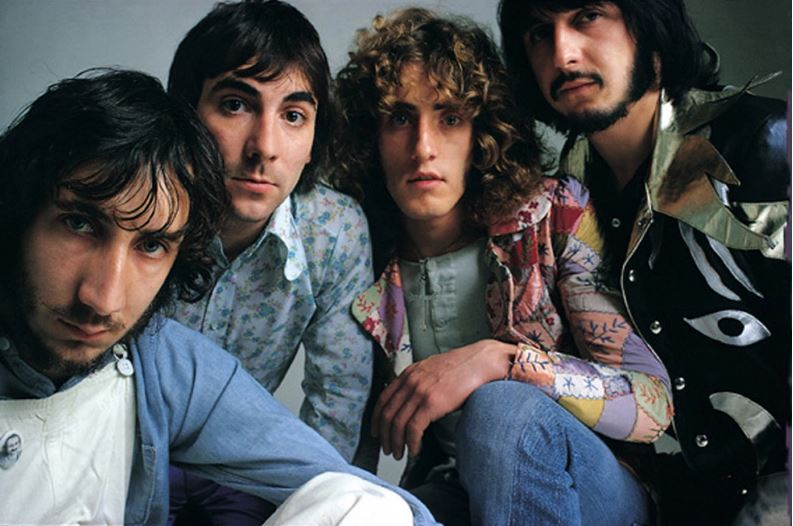 the who, Top 10 Greatest Rock Bands In History 2017