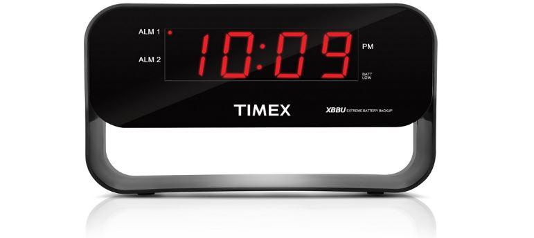 Timex Dual Alarm Clock, Top 10 Best Alarm Clocks Reviews 2018