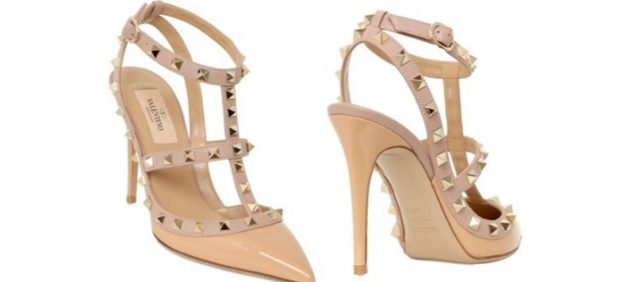 Valentino Top Famous Selling High Heel Shoes for Trendy Women 2019