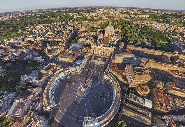 vatican-top-famous-smallest-towns-in-the-world-2018