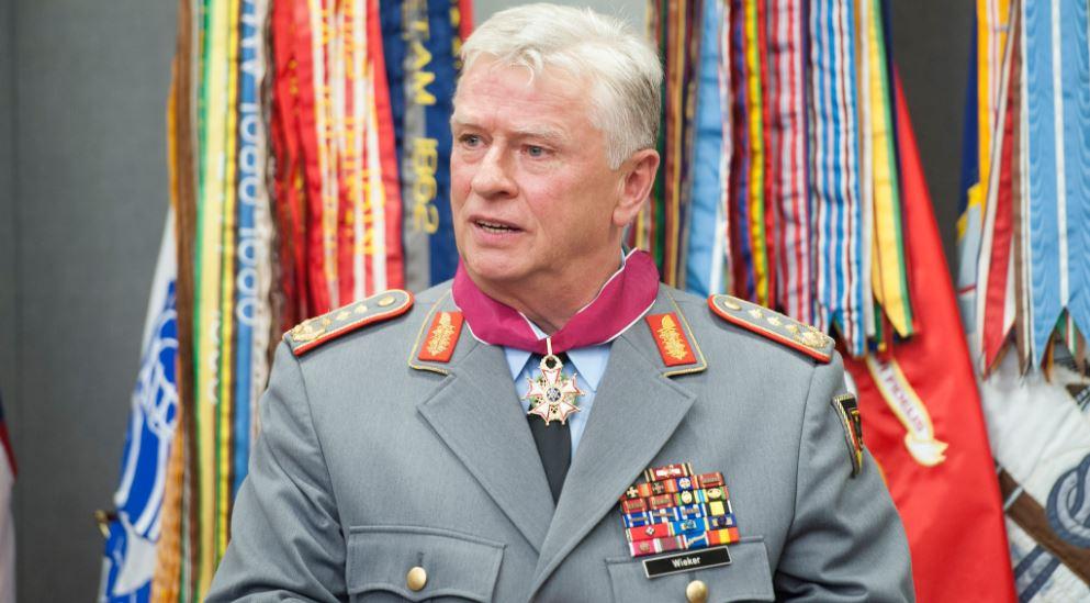 volker wieker, Top 10 Best Military Generals in The World 2017