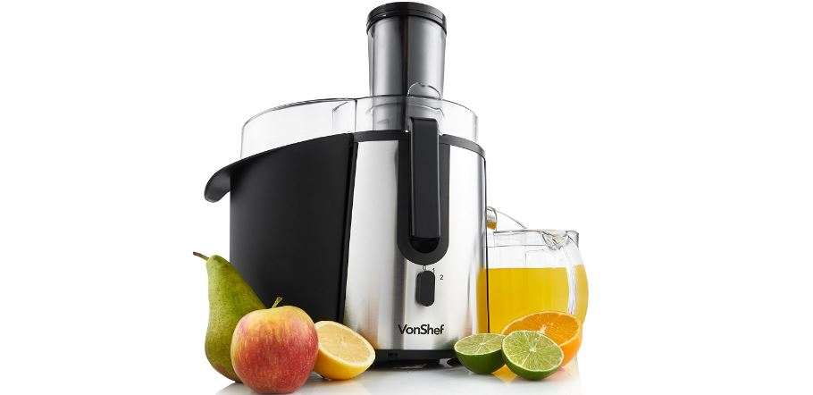 vonshef-powerful-fruit-juicer