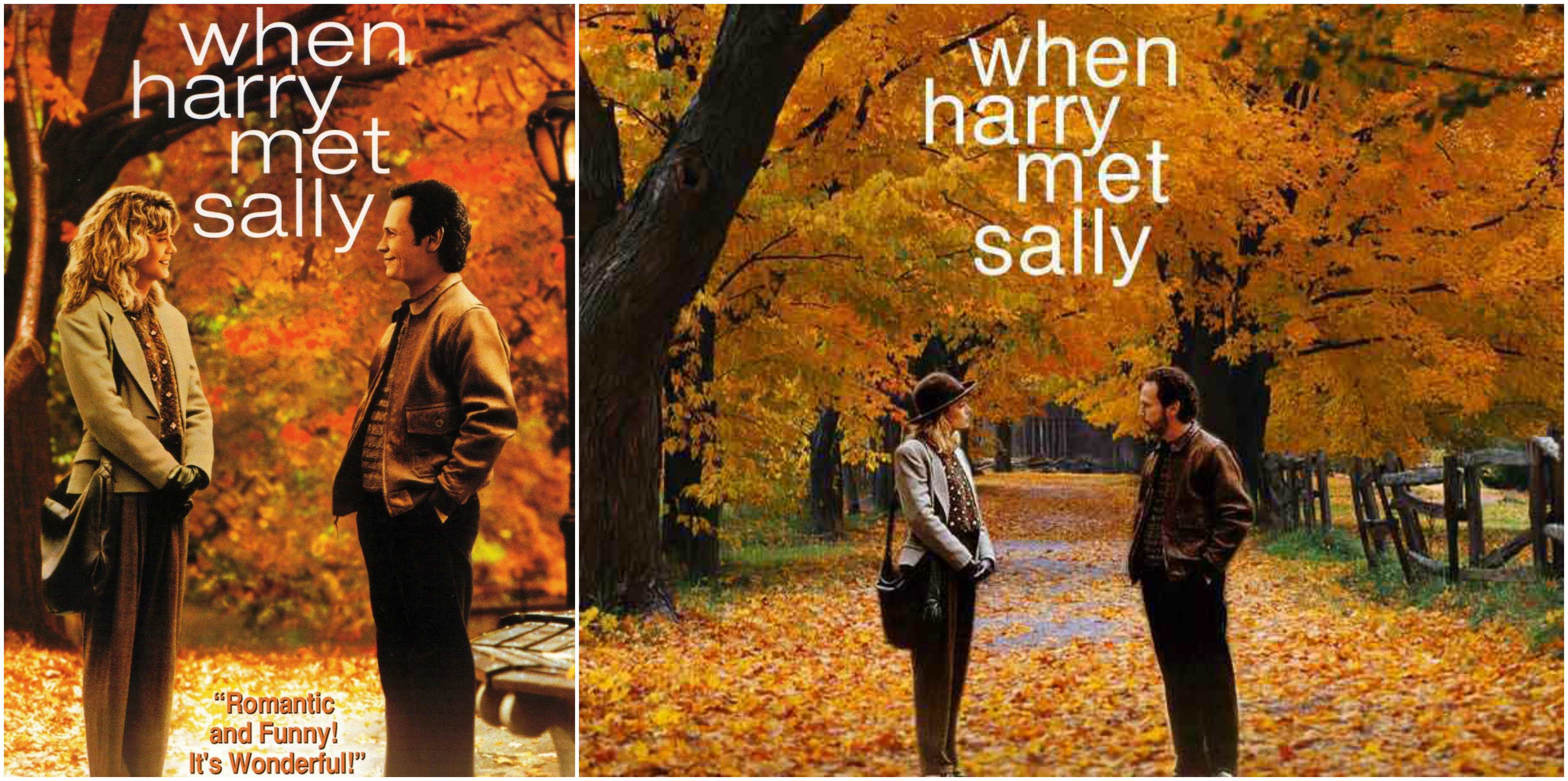 a movie analysis of when harry met sally