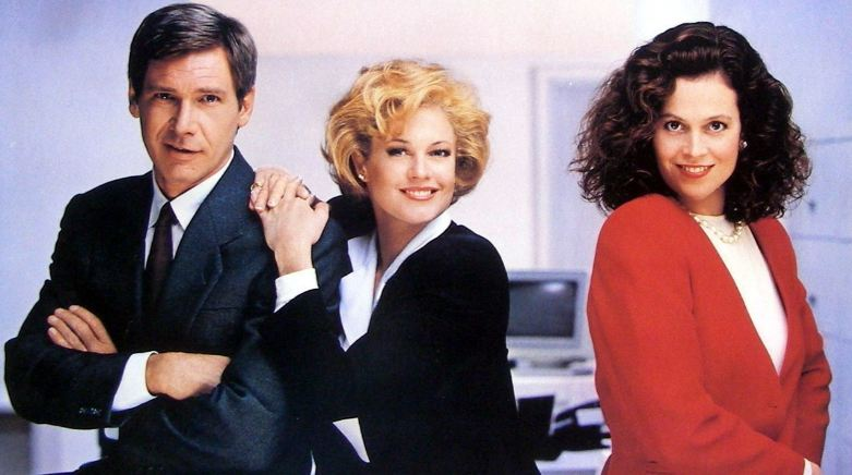 working girl, Top 10 Movies By Harrison Ford of All Time until 2017