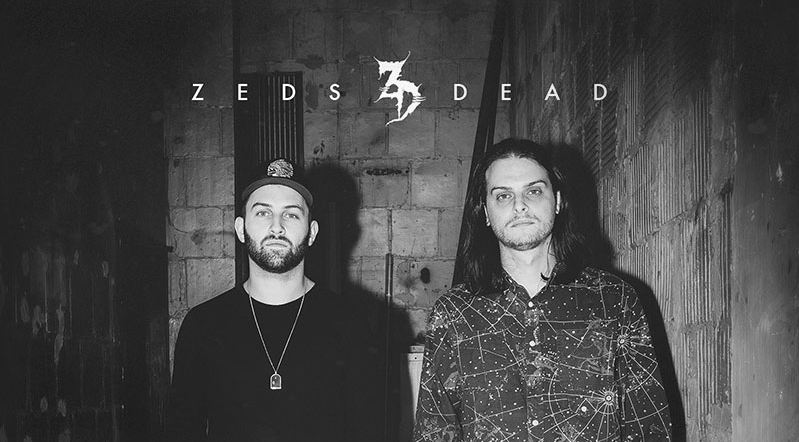zeds dead, Top 10 Most Popular Dubstep Artists in The World 2017-2018