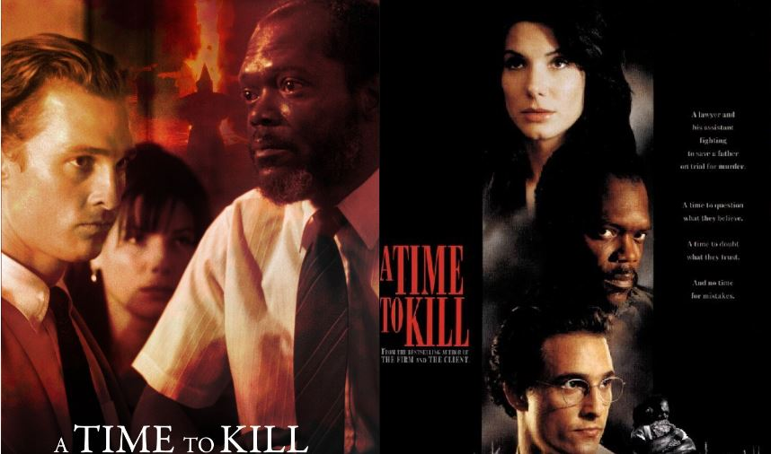 A Time to Kill Top Popular Movies By Sandra Bullock 2017