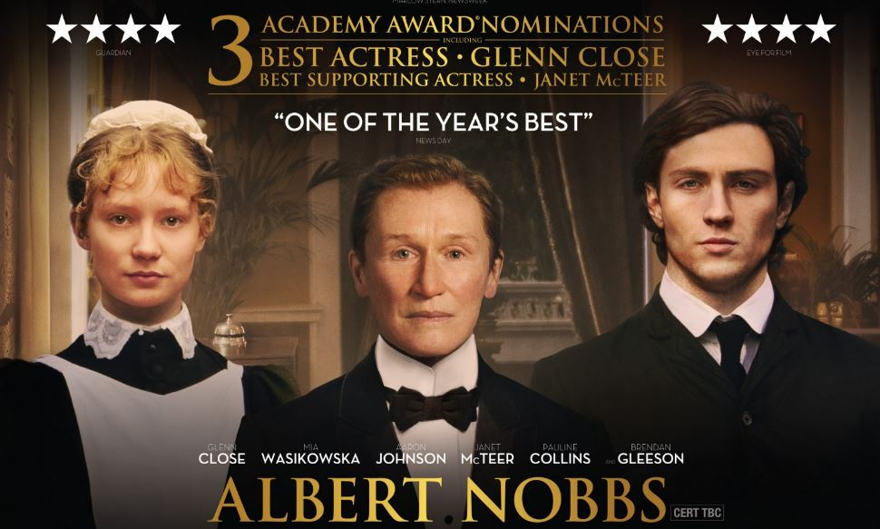 Albert Nobbs Most Movies By Glen Close 2018
