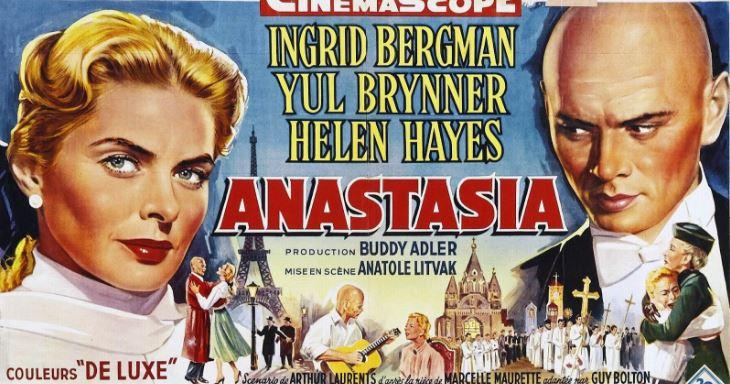 Anastacia Top Ten Movies By Ingrid Bergman 2017