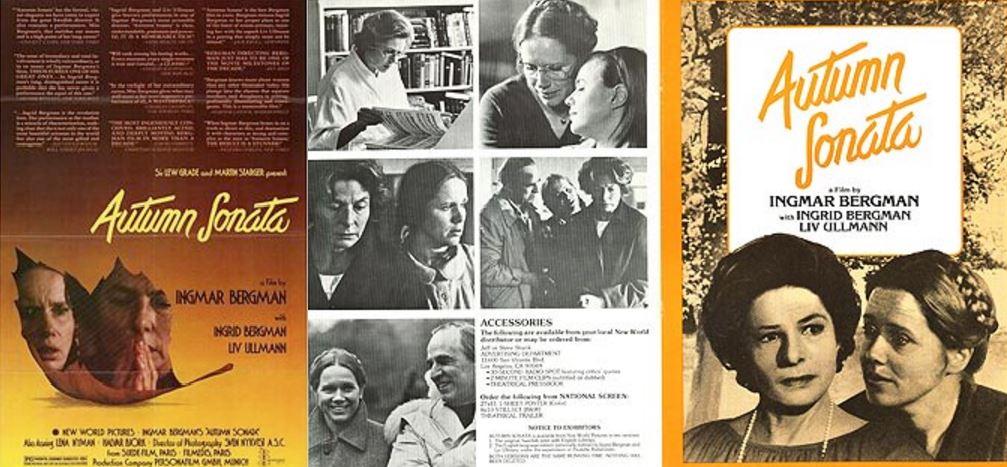 Autumn Sonata Top Popular Movies By Ingrid Bergman 2017