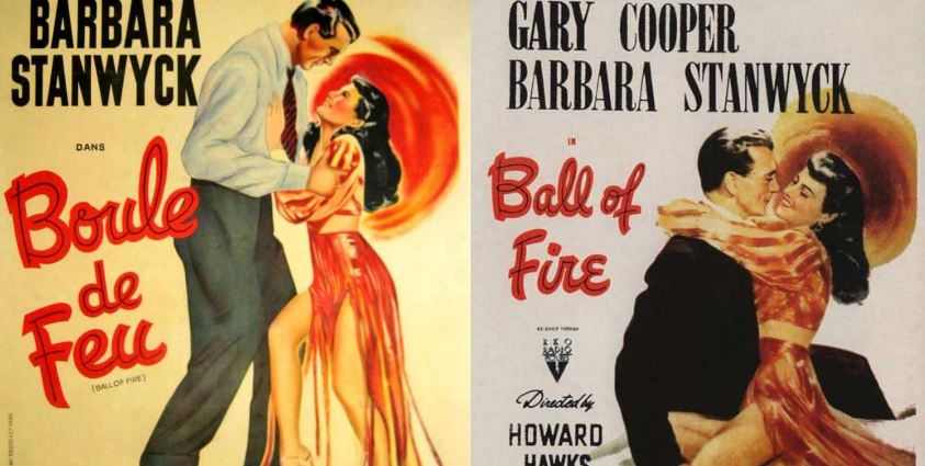 Ball of Fire Top 10 Movies By Barbara Stanwyck of All Time 2017