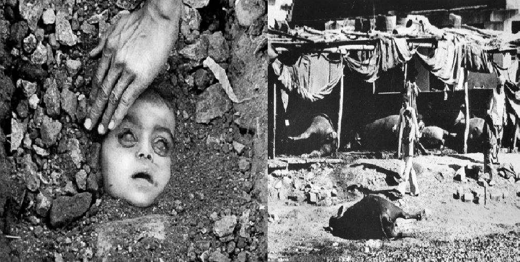 Bhopal Disaster Top Popular Memorable Man-Made Disasters in the History 2019