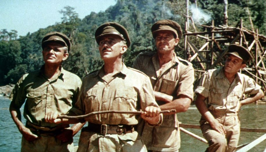 Bridge on the River Kwai (1957) Top Popular Movies By Alec Guinness 2019