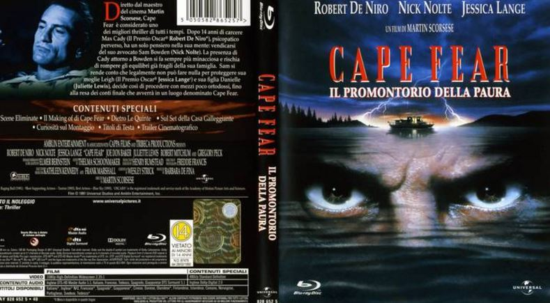 Cape Fear Top Popular Movies By Jesica Lange 2017