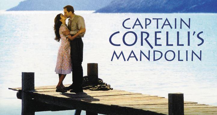 Captain Corelli Mandolin Penelope Cruz Top Popular Movies 2017
