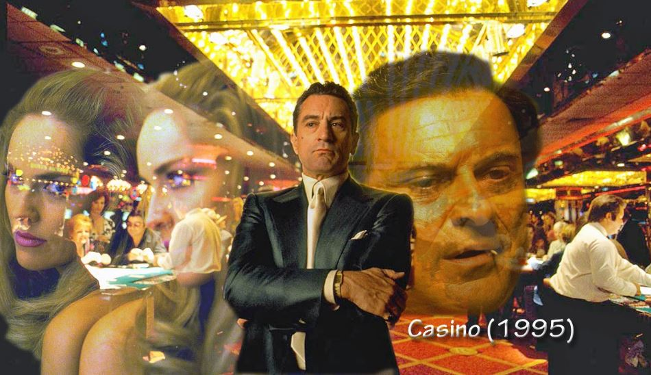 Casino (1995) Top Popular Movie By Martin Scorsese 2019