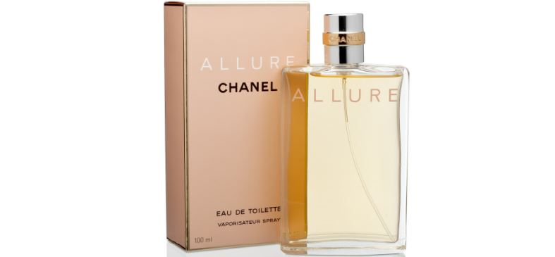 Chanel Allure Top Popular Selling Colognes For Young Women in Tha World 2017
