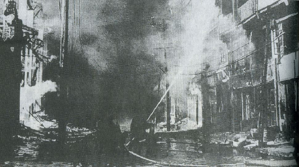 Chongqing Bombing Top 10 Famous Memorable Man-Made Disasters in the History 2020