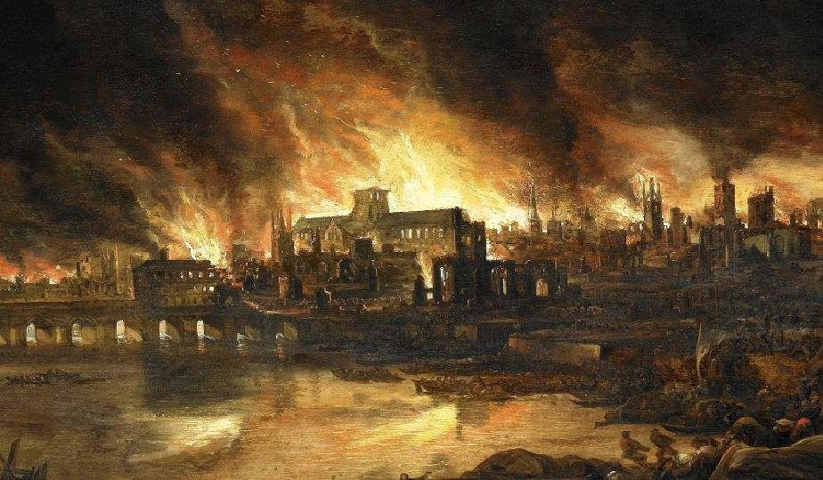 Church of the Company Fire Most Famous Memorable Man-Made Disasters in the History 2020
