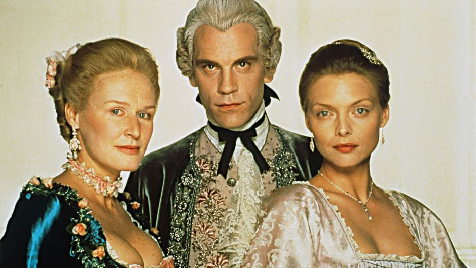 Dangerous Liaisons Famous Movies By Glen Close 2019