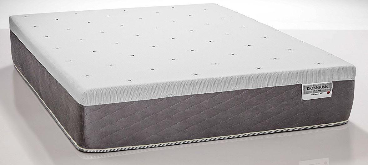 Dream foam Bedding Ultimate Dream 13 Top Most Popular Memory Foam Mattresses To Buy in 2018
