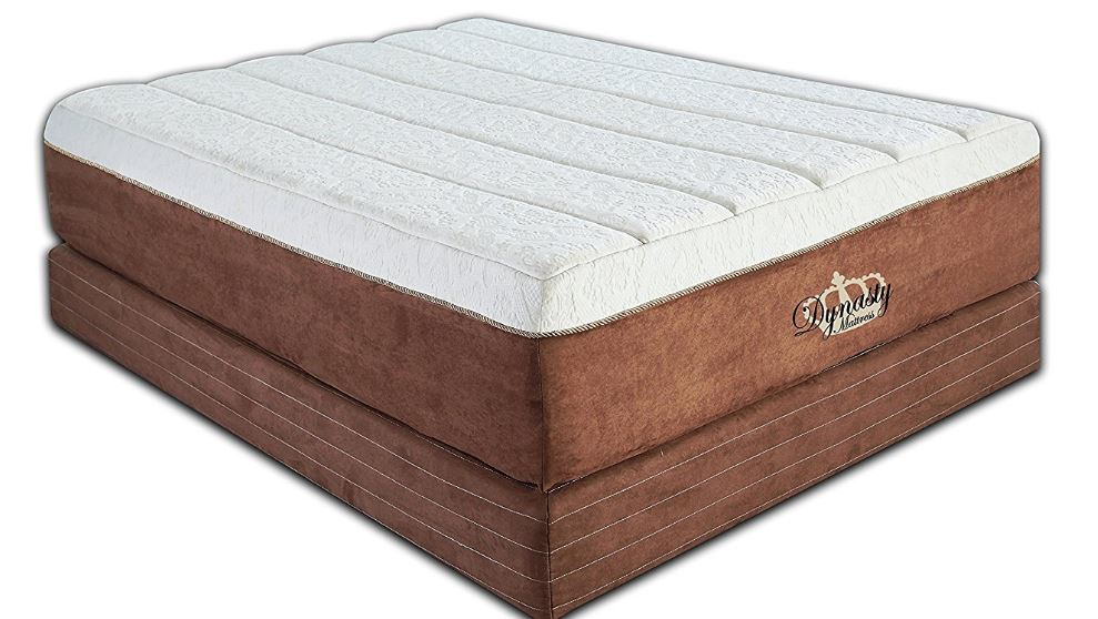Dynastymattress Luxury Grand Top Most Popular Memory Foam Mattresses To Buy in 2019
