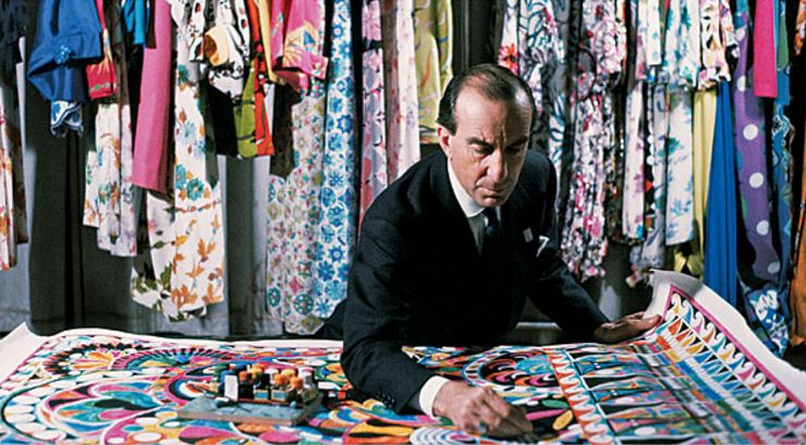 Emilio Pucci Top 10 Most Popular Italian Fashion Designers