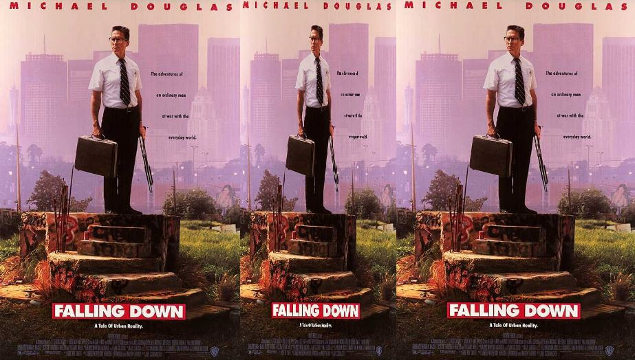 Falling Down Popular Movies By Michael Douglas