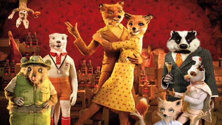 Fantastic Mr. Fox Top Popular Movies By Bill Murrays 2017
