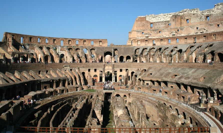 Fidenae Amphitheatre Collapse Top 10 Most Memorable Man-Made Disasters in the History