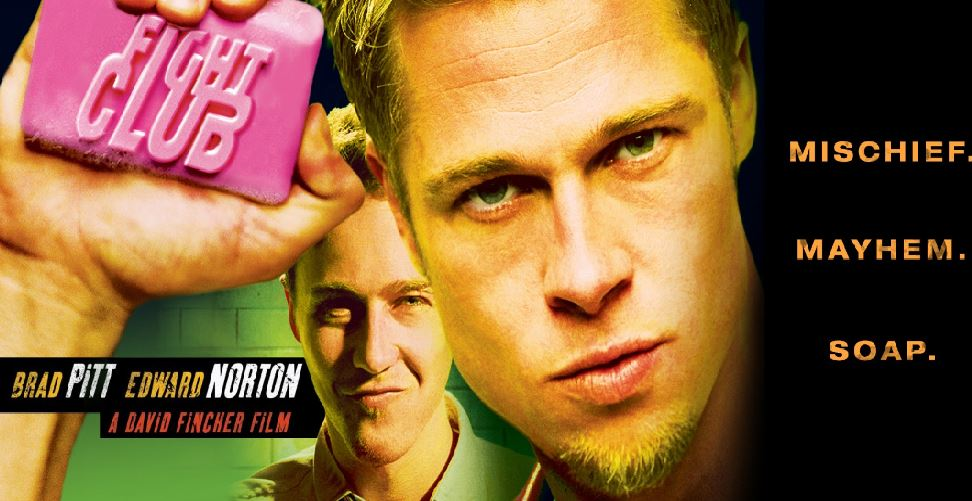 Fight Club Top Most Movies By Brad Pitt 2018