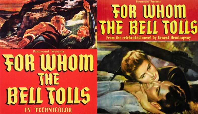 For Whom the Bell Tolls Top Famous Movies By Ingrid Bergman 2018