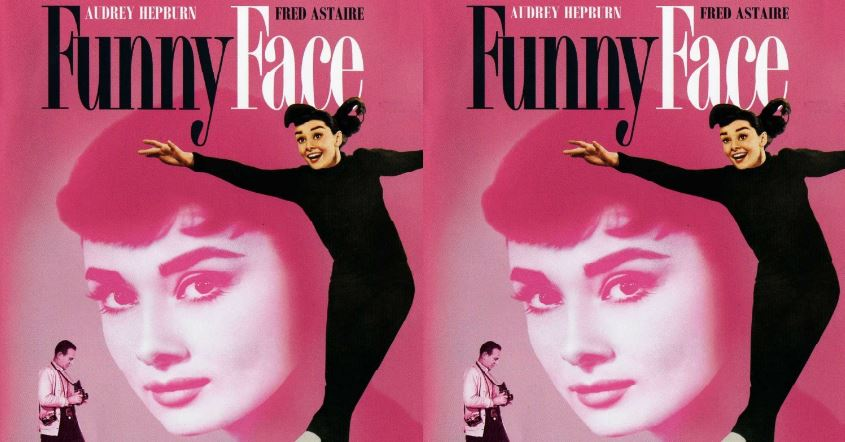Funny Face Top Popular Movies By Audrey Hepburn 2017