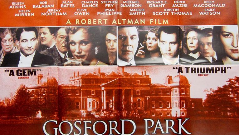 Gosford Park Top Most popular Movies By Maggie Smith 2018