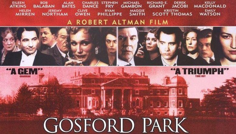 Gosford Park Top Ten Most Popular Movies By Helen Mirren 2018