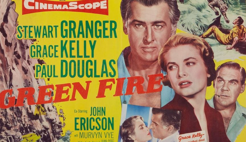 Green Fire Top 10 Movies By Grace Kelly 2017