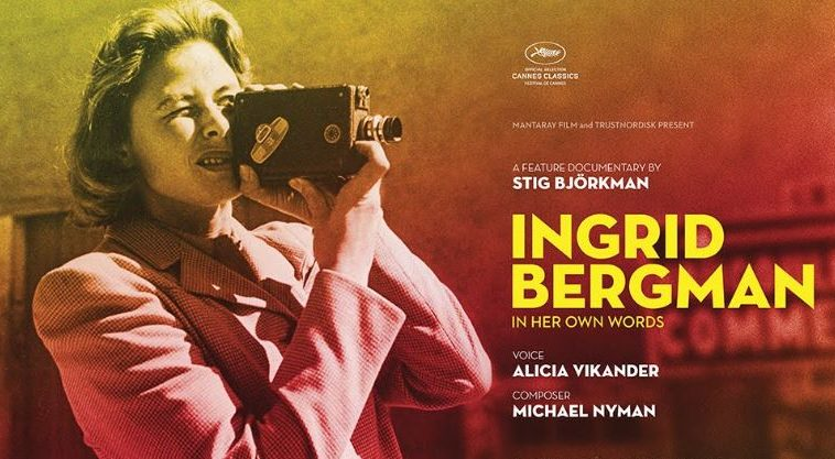 Ingrid Bergman in Her Words