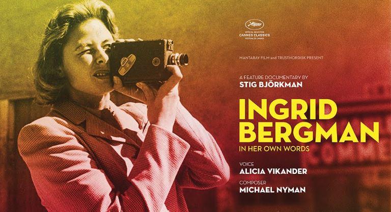 Ingrid Bergman in Her Words