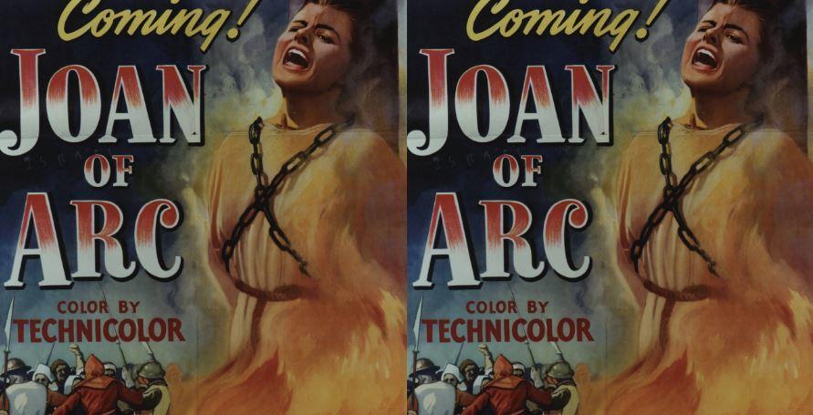 Joan of Arc Top Ten Movies By Ingrid Bergman