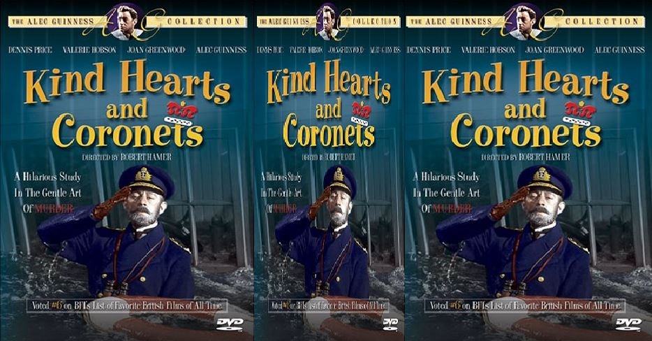 Kind Hearts and Coronets (1949) Top Movies By Alec Guinness