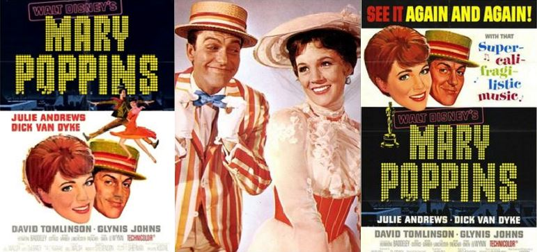 Mary Poppins Top Popular Movies By Julie Andrews 2017