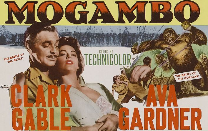 Mogambo Top Famous Movies By Grace Kelly 2019