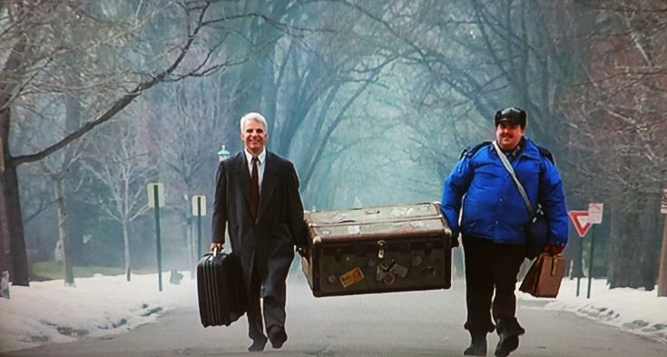 Planes, Trains and Automobiles Top Ten Movies By Steve Martin
