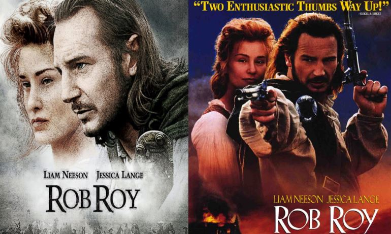 Rob Roy Top Famous Movies By Jesica Lange 2018