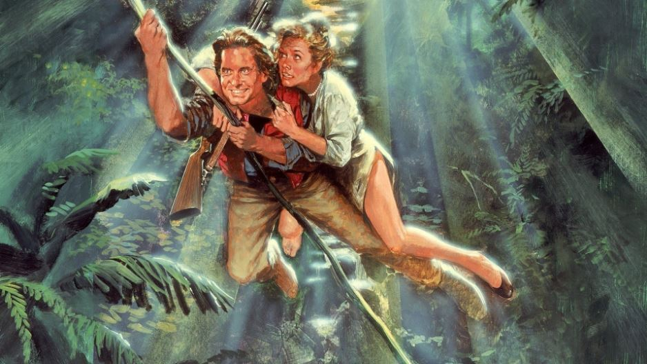 Romancing the Stone Top Most Movies By Michael Douglas 2018